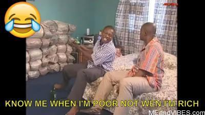Video: Nkem Owoh (Osuofia) – Know Me When I'm Poor