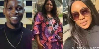 BBNaija: Erica's Mum hurls insults at Laycon (Video)