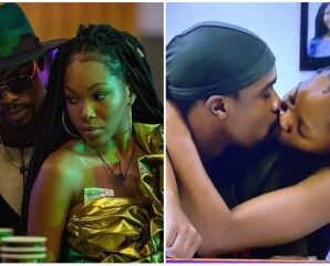 #BBNaija – Neo finally breaks up with Vee