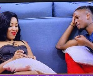 #BBNaija – What Erica Said About Laycon After She Was Issued Two Strikes By Biggie