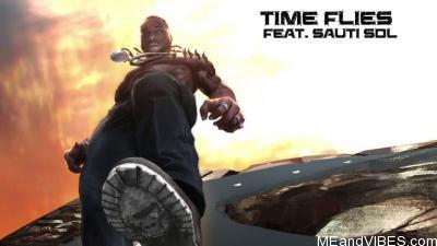 Burna Boy ft Sauti Sol – Time Flies
