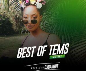 Mixtape: DJ Gambit – Best Of Tems