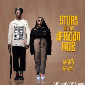Navy Kenzo ft Tiggs Da Author – Pon Mi