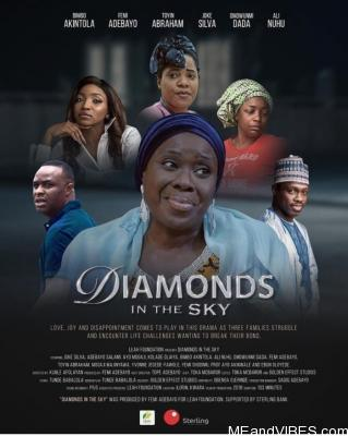 Nollywood Movie – Diamonds In The Sky