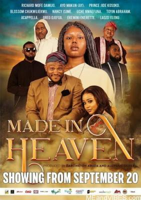 Nollywood Movie – Made In Heaven