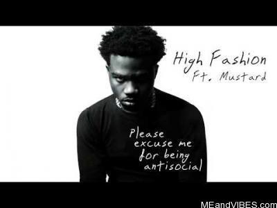 Roddy Ricch – High Fashion ft. Mustard