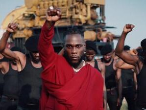 Video: Burna Boy ft Chris Martin – Monsters You Made