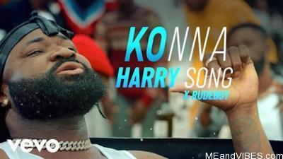 VIDEO: Harrysong – Konna ft. Rudeboy
