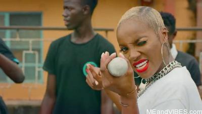 VIDEO: Seyi Shay – Tuale ft. Ycee, Zlatan, Small Doctor