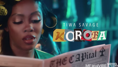 (Video) Tiwa Savage – Koroba
