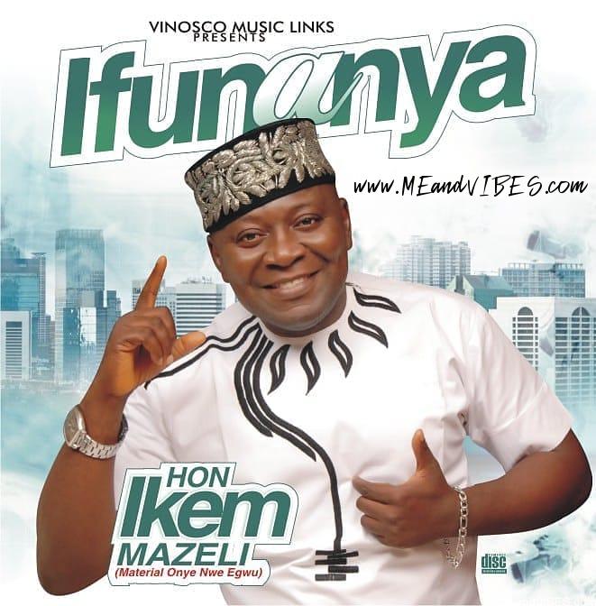 Album: Ikem Mazeli - Ifunanya