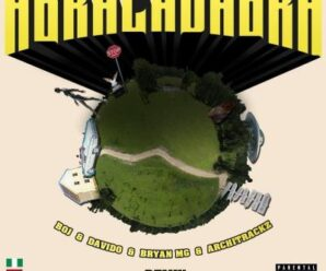 BOJ ft. Davido, Bryan MG, Architrackz – Abracadabra (Remix)