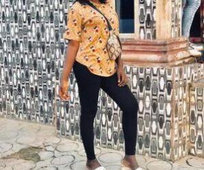 Leak Sextape Video And Sex Photos Of Ayoola Joy Iyore From Benin (18+)