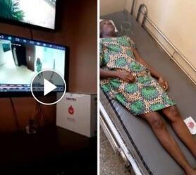So Sad! CCTV Shows Moment A Lady Was Killed By Faulty Hotel Elevator In Asaba (Photos+Video)