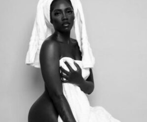 Tiwa Savage Naked Sexy Towel Raunchy Photos That Broke The Internet