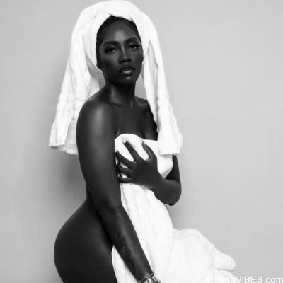 Tiwa Savage Breaks The Internet With Towel Raunchy Photos