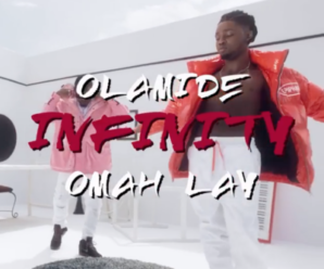 (Video) Olamide ft Omah Lay – Infinity