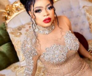 Bobrisky Shows Off Jewelry Worth N12.4m, Brags She Is/He Is the Richest Ashawo In Nigeria