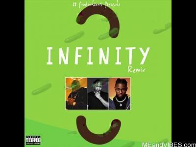 DJ Flex Ft. Olamide & Omah Lay – Infinity Afrobeat Remix