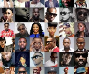 Top Ten Most Anticipated Nigerian Albums That Will Drop In 2021