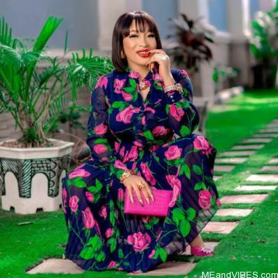 """A lot of things I wish I knew earlier but it's never too late to learn"" – Tonto Dikeh"