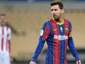 Barcelona to take legal action over leak of Messi's €555m contract
