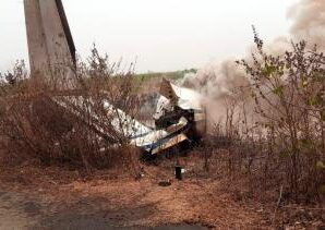 BREAKING NEWS: Military Plane (Aircraft) crashes in Abuja Today 21st Feb. 2021