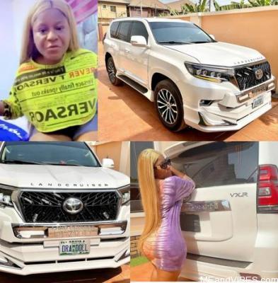 Destiny Etiko Denies Receiving Prado SUV From A Married Oil Businessman (Video)