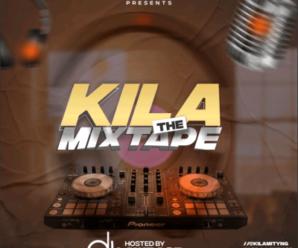 Dj Lawbase x Kilamity – The Kila Mixtape Vol.1