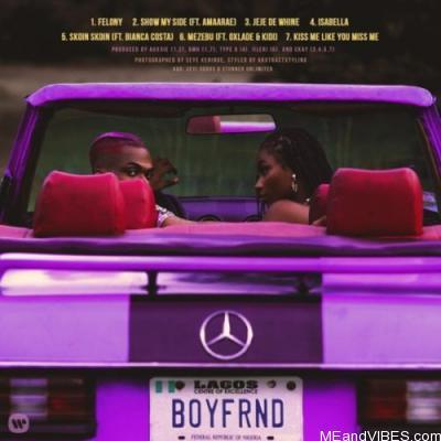 CKay – Boyfriend (EP)