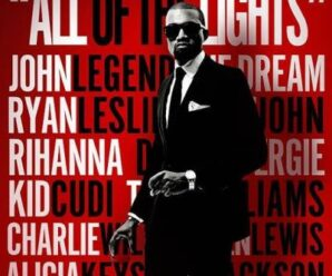 Kanye West Ft. Rihanna & Kid Cudi – All Of The Lights