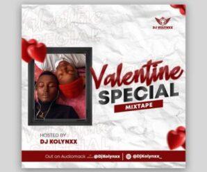 Mixtape: Dj Kolynxx – Valentine Special Mix