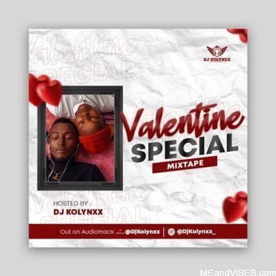 Mixtape: Dj Kolynxx - Valentine Special Mix