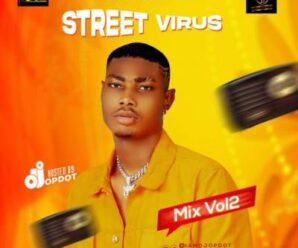 Mixtape: DJ OP Dot – Street Virus Vol. 2 Mix February 2021