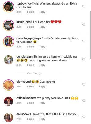 Moment Teni Pulled Davido Over On The Street To Ask For Collaboration (Video)