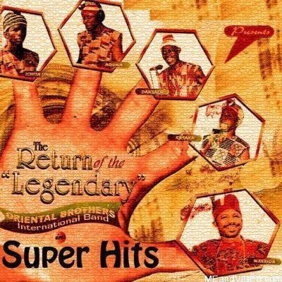 Oriental Brothers International Band – Nwanyi Di Ya Bu Eze