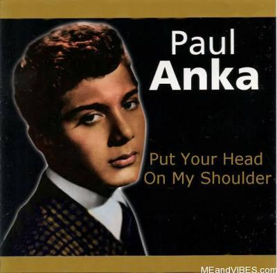 Paul Anka – Put Your Head on My Shoulder (Silhouette Challenge)