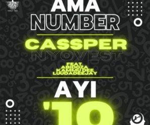 Cassper Nyovest ft Abidoza, Kammu Dee & LuuDadeejay – Ama Number Ayi '10