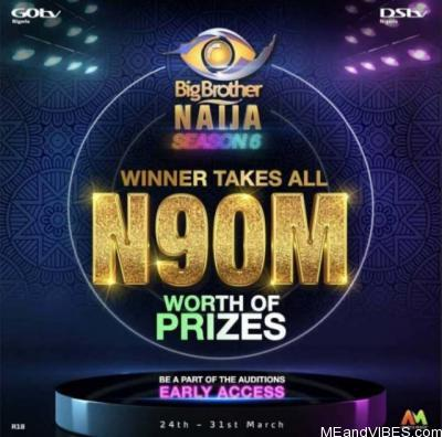 How to Get Early Audition Access Into BBNaija Season Six