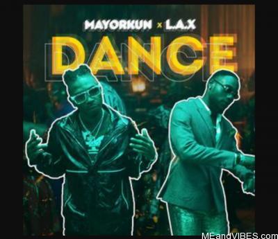 Mayorkun x L.A.X – Dance (Oppo)