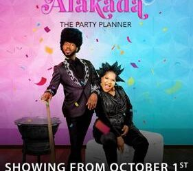 Nollywood Movie: Fate Of Alakada (2020) The Party Planner