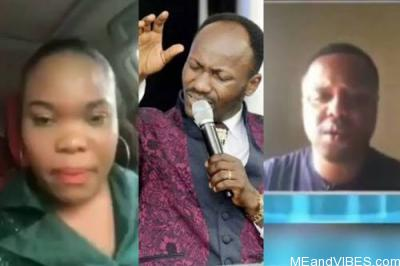 Pastor Mike Davids Tenders Apology to Apostle Johnson Suleman After Accusing Him of Sleeping with His Wife (Video)