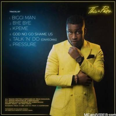 Prinx Emmanuel – Talk N Do (Onyeoma)