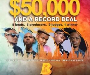 WIN: $50,000 Up For Grabs If You Can Sing Or Rap With BeatDBeatz