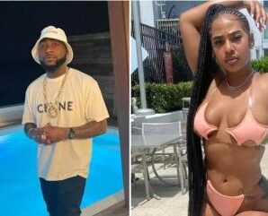 (+18) Davido's Sextape Naked Video With His New Girlfriend, Mya Yafaii Leaked Online (Watch Here)