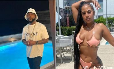 (+18) EXCLUSIVE!! Davido's S3xtape With His New Girlfriend, Mya Yafaii Leaked Online (Watch Here)