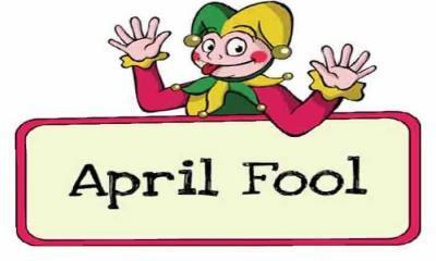 April Fool On MEandVIBES.com