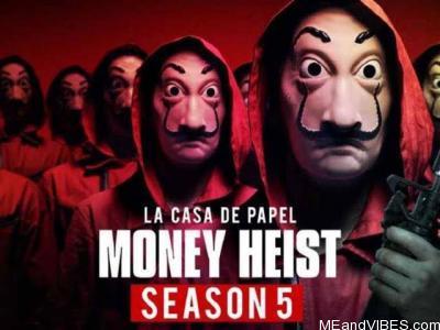 Money Heist Season 5 (FULL MOVIE)