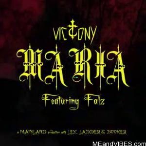 (Video) Victony ft Falz – Maria