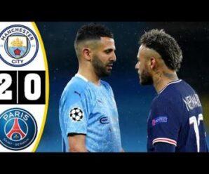 Manchester City vs PSG 2 – 0 Highlights & Goals (04/05/2021) 4th May 2021